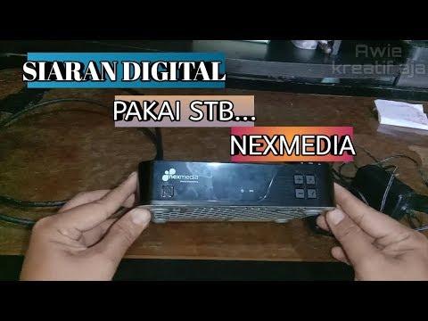 Siaran Digital Pakai STB Nexmedia