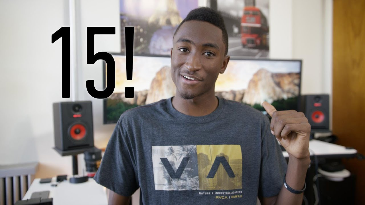 MKBHD Update 10.4: 2015!