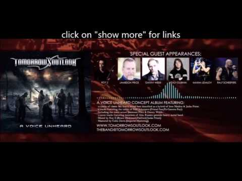 """Metal band Tomorrow's Outlook release theatrical trailer for """"A Voice Unheard"""""""