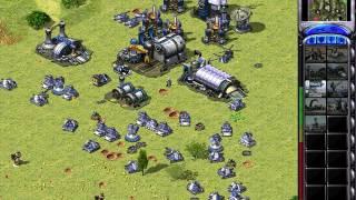 C&C Red Alert 2 Megapack Challenge 1v7 - Stratego by E D S - British - Random