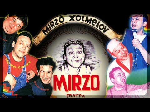Mirzo Teatr - Aroq Nomli Konsert Dasturi   Мирзо театр - Арок номли концерт дастури (1997)