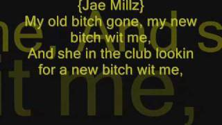 Young Money- She Is Gone (lyrics)
