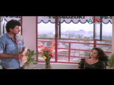 Gharana Mogudu Full Movie Part 04/13 - Chiranjeevi, Nagma, Vani Viswanath