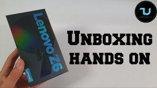 Lenovo Z6 Unboxing/Hands on review/Camera/Gaming test! 120HZ display/ Xiaomi Mi9t competitor