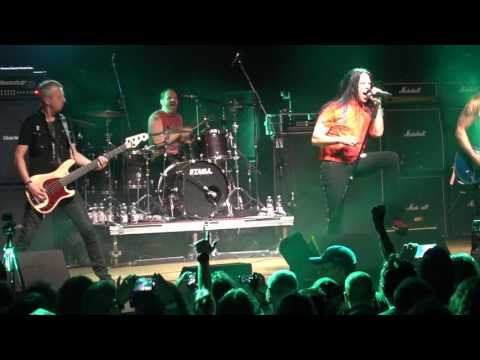 "TYKETTO ""Forever Young"" Live at Live Club in Trezzo sull'Adda, Italy on 29 April 2017"