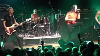 """TYKETTO """"Forever Young"""" Live at Live Club in Trezzo sull'Adda, Italy on 29 April 2017"""