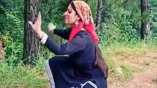 Tere Kanna Re jhumke sweet and cute Himachali Dance official video