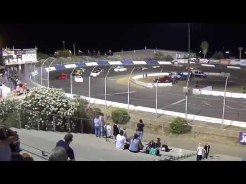 Stockton 99 Speedway 7/16/16 Late Models
