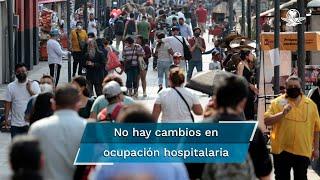 En el último día, México registró 221 nuevas muertes y 5 mil 340 contagios; van 42 millones 155 mil 839 vacunas aplicadas en el país