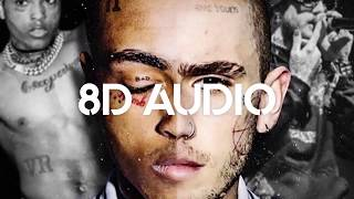 Lil Peep X Xxxtentacion Falling Down 8D AUDIO.mp3