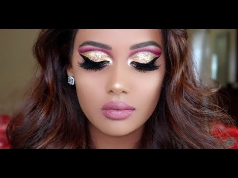Glamorous Cut Crease | Waheeda Khan thumbnail