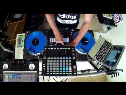 Serato Dj Ableton Link  - Figure On iPad - Perfect Sync