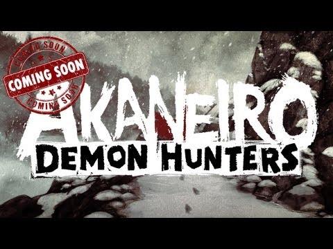 COMING SOON: Akaneiro: Demon Hunters - IPad 2/iPad Mini/New IPad - HD Gameplay Trailer