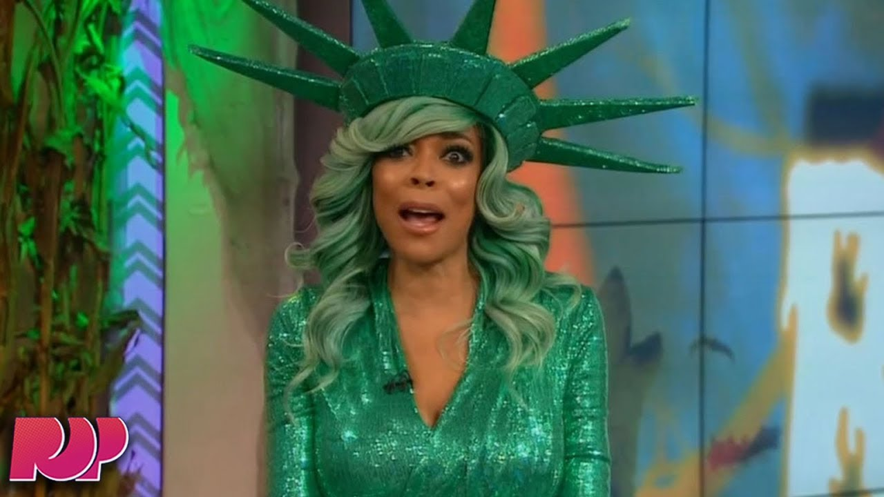 Wendy Williams Passes Out During Live Episode of The Wendy Williams Show picture