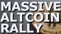 Altcoins Outpace Bitcoin, Ethereum Eruption, Bitcoin Retirement & Binance Smart Chain