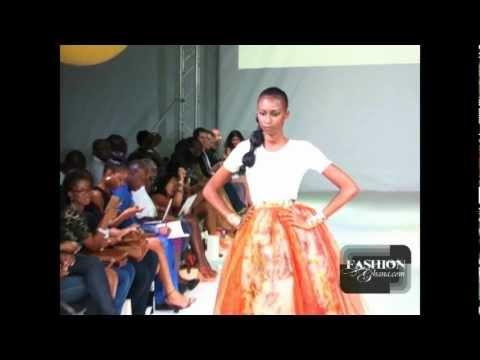 Hq Ghana Fashion Design Week Day 2 Christie Brown Full Show Youtube