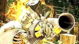 STRANGE BRIGADE: The Thrice Damned Trailer (2018) PS4 / Xbox One / PC