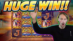 HUGE WIN! Hercules and Pegasus BIG WIN - NEW SLOT from Pragmatic - Casino Game from Casinodaddy