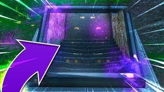 * REVEALED * WHAT'S INSIDE THE SECRET BUNKER OF THE LAMURIOUS GROVE!? -Fortnite: Battle Royale