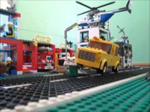 My Lego Top 10 Crashes thumbnail