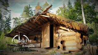 Bearproofing My Log Cabin