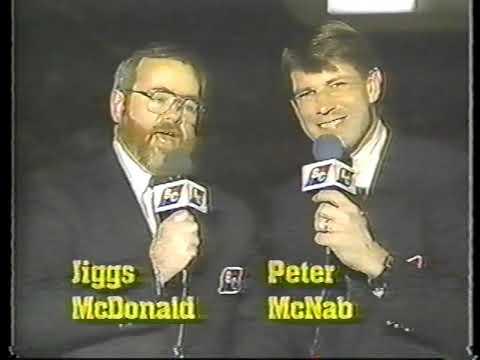 1988 Second Round - Washington vs. New Jersey, Game 3, PART 1