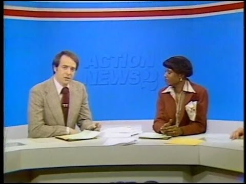 "WSB-TV's ""Action News"" At 6:00pm - February 1, 1978"