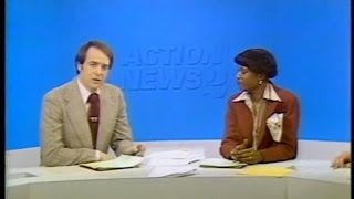 """WSB-TV's """"Action News"""" At 6:00pm - February 1, 1978"""