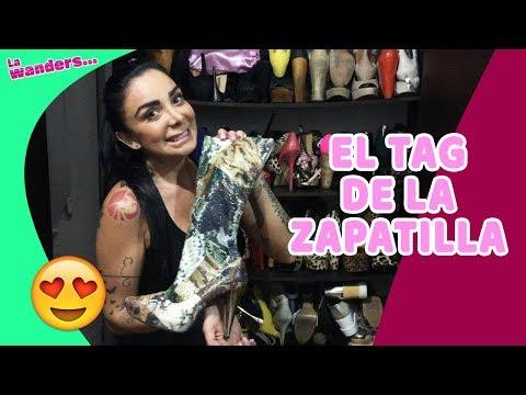 Tag De Las Zapatillas - La Wanders Lover