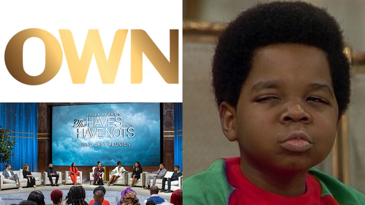 Tyler Perry's The Haves and the Have Nots   Final Cast Reunion Special Part 1: Allow Me To Vent...