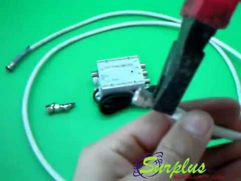 Schema Collegamento Amplificatore Antenna Tv : Amplificatore segnale antenna tv digitale dvbt dtt collegamento