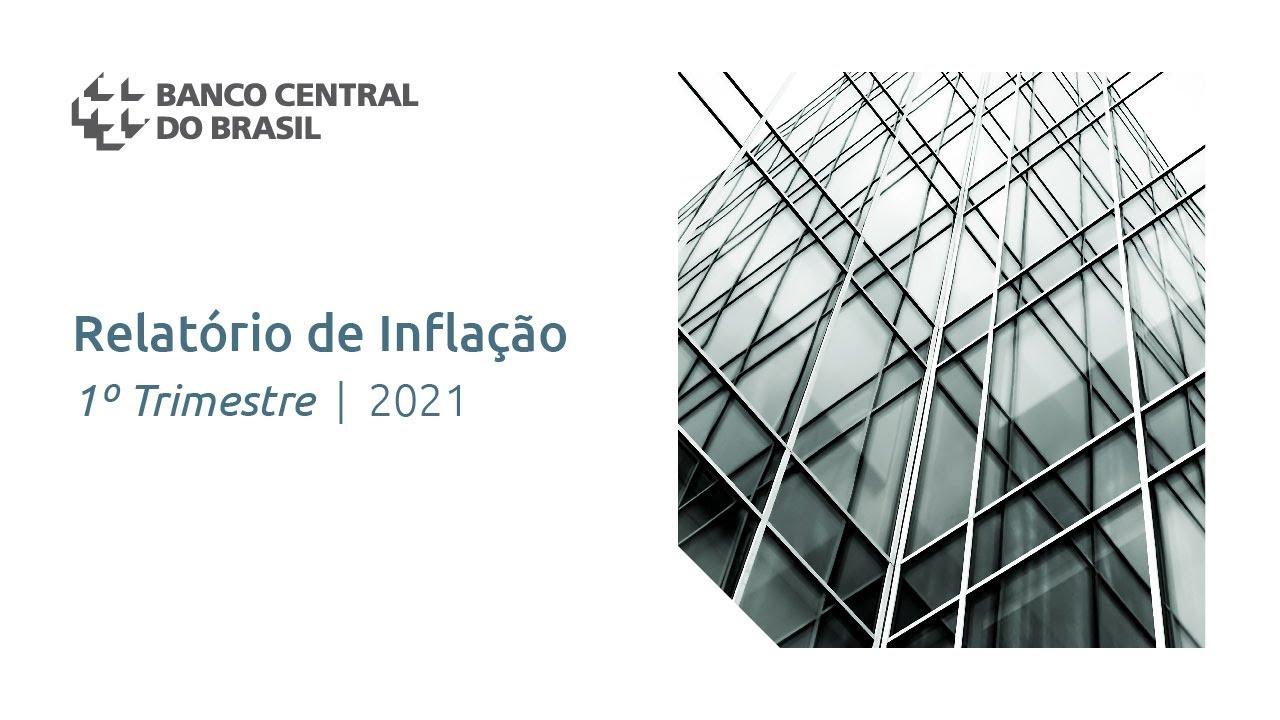 Relatório Trimestral de Inflação – Março 2021