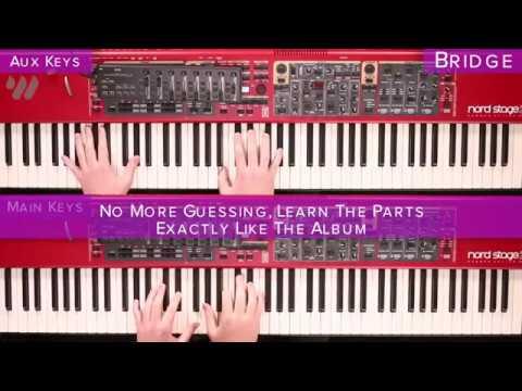 Hands To The Heavens Kari Jobe Keyboard Tutorial Youtube