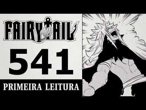 REACTION!! Fairy Tail #541
