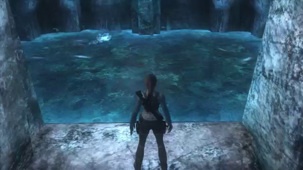Tomb Raider Underworld Valhalla Youtube
