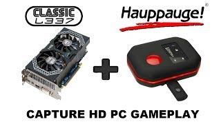 PC Gameplay Capture: HD PVR ROCKET [HIS R9 270X GPU]
