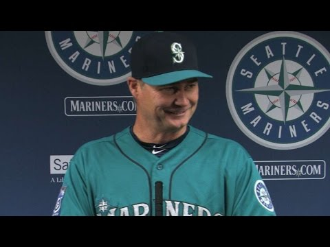 TEX@SEA: Servais on Felix's performance in 2-1 win