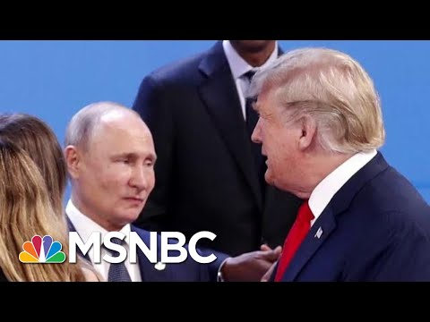 Why Donald Trump Didn't Want US Translator When Talking To Vladimir Putin | Morning Joe | MSNBC