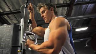 My Chest & Tricep Workout - Rob Riches