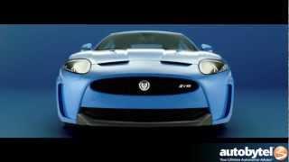 Jaguar Advanced Lightweight Coupe Concept Videos