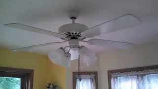 Minka Aire Ceiling Fan in my aunt's kitchen