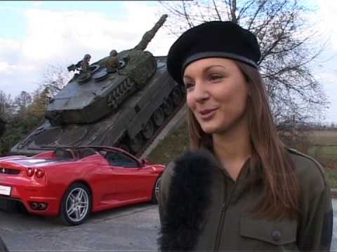 TW1 EINSATZ - KPz Leopard Vs. Ferrari F430