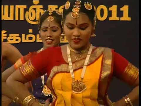 Moorty Vetha.... Chidambram natyanjali 2011