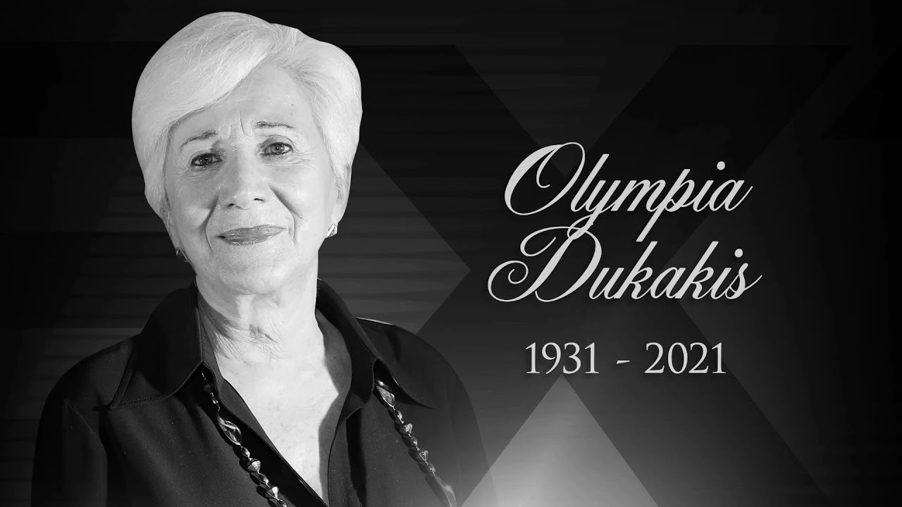 Remembering Olympia Dukakis