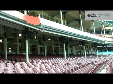 Tour Of The Famous Sydney Cricket Ground