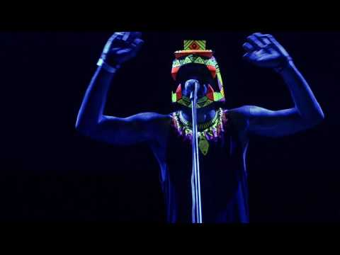 Ghetto Kumbé – Soy Selva -  live  @Jaguar Festival, Palomino