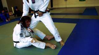Kurt Osiander Move of the Week - Sit Up Guard