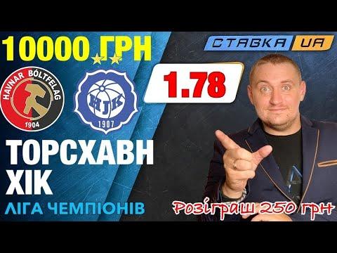 ХБ Торсхавн-Хік/Ліга Чемпіонів/Прогноз