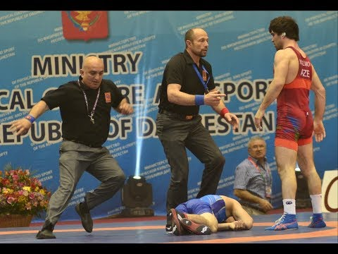 Чермен Валиев (РСО-Алания) - Муртазали Муслимов (Азербайджан)