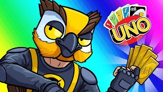 Uno Funny Moments - The Ultimate Lucky Hand!